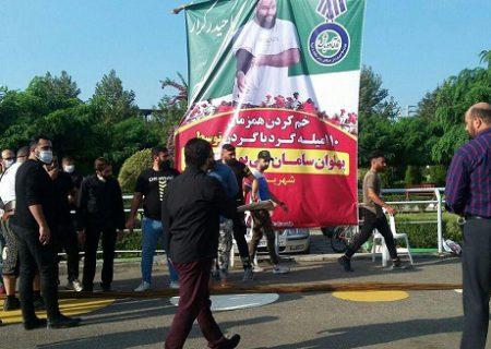 عجیب ترین رکورد جهان توسط یک ایرانی شکسته شد+تصاویر باورنکردنی