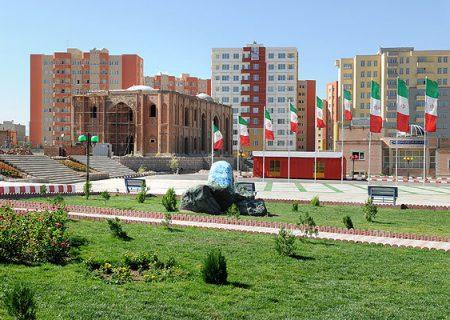 بزرگترین دهکده ورزشی کشور در شهر جدید سهند احداث میشود