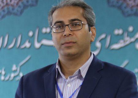 مجتبی کرمانیزاده، سرپرست روابط عمومی سازمان صمت