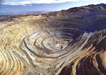 تلاش برای تحقق مطالبات منطقهای در معدن مس سونگون