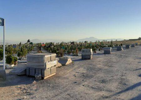 تخریبی در مزار شهدای آرامستان ستارخان اتفاق نیفتاده است