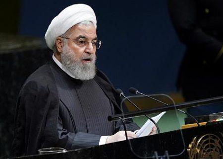 روحانی: دیگر زمان زورگویی نیست/تحریم باشیم مذاکره نمیکنیم