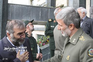 افزایش بودجه وزارت دفاع ایران/پاسخ جنایت دشمنان را میدهیم