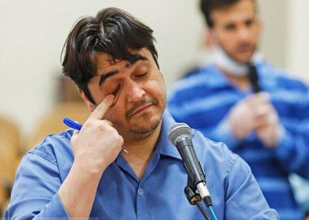 روحالله زم اعدام شد