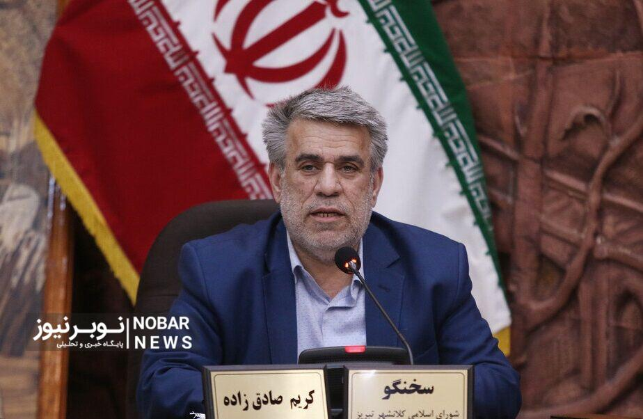 انعقاد قرارداد مستقیم کارگران در شهرداری تبریز