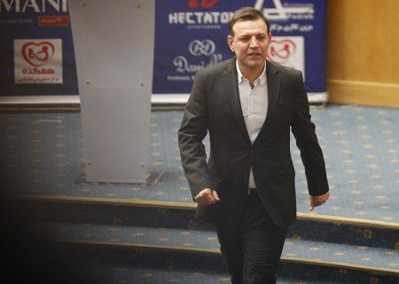 عزیزی خادم رئیس فدراسیون فوتبال شد