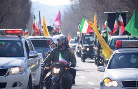چهل و دومین سالگرد بهار پیروزی انقلاب در تبریز