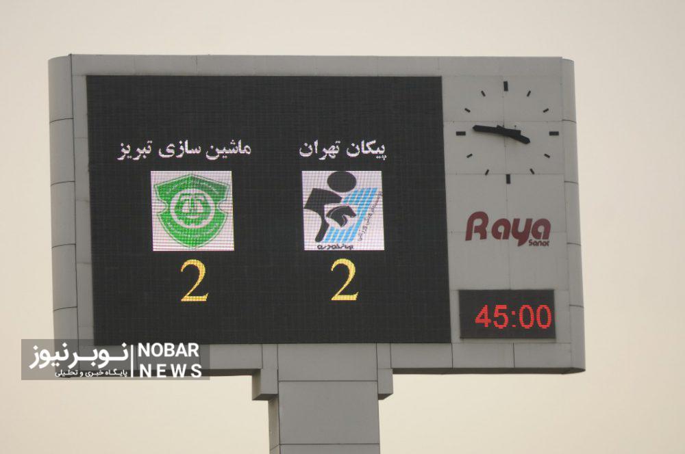 سریعترین کامبک لیگ توسط ماشین (عکس)