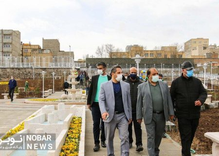 افتتاح پارک سفیر در ماه جاری/افتتاح ۲۰ پارک محلهای دیگر