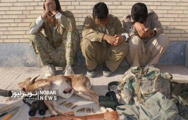 دستگیری ۴۷۶ متخلف زیست محیطی در آذربایجان شرقی