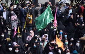 جشن مردمی نیمه شعبان در تبریز