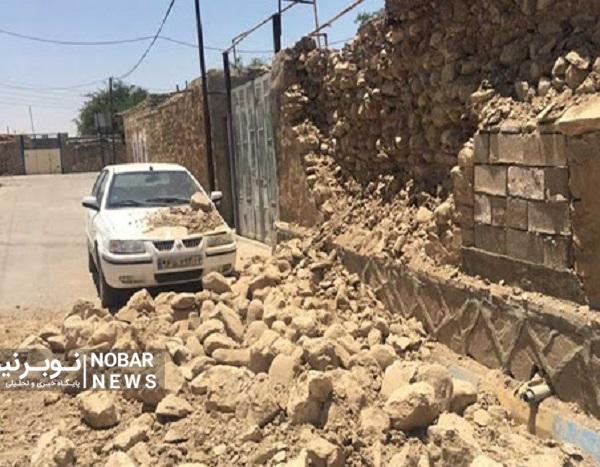 زمینلرزه ۵.۹ ریشتری مرز استانهای بوشهر و فارس را لرزاند