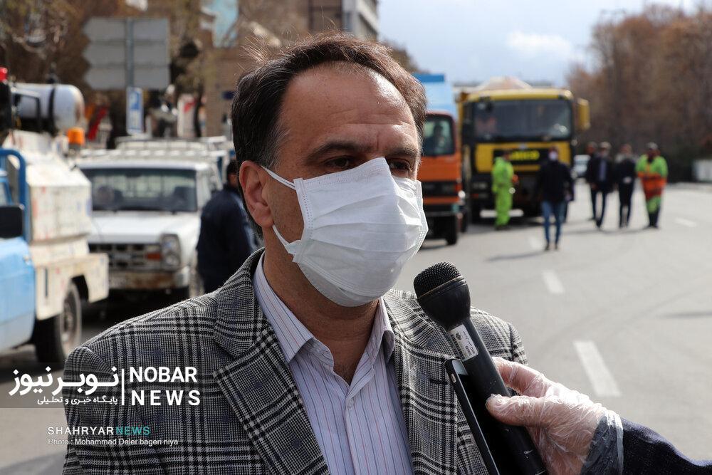 صدور ۳۶۰۰ اخطاریه به گروهای شغلی ممنوع از فعالیت در تبریز