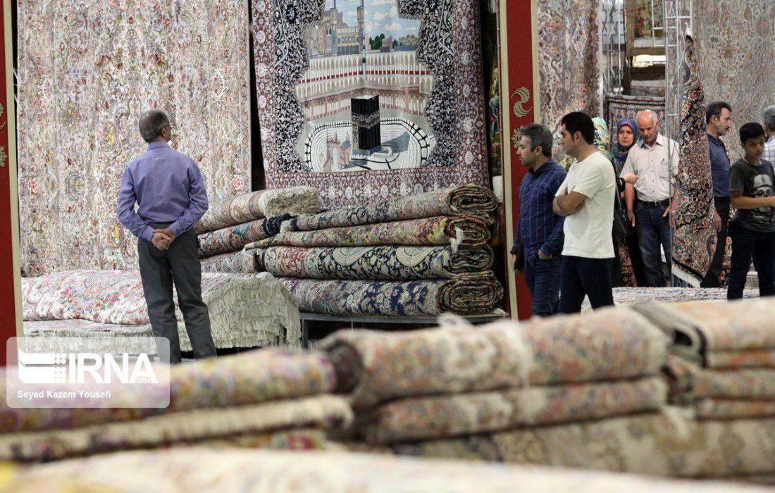 دبیرخانه پایتخت جهانی فرش دستبافت در تبریز فعال شد