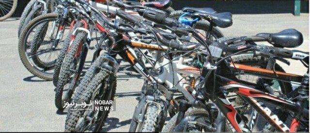 دزد دوچرخههای تبریز دستگیر شد