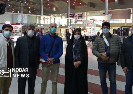 سعید میرزایی در آستانه یک صعود بدون اکسیژن و تاریخی دیگر
