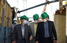تداوم ساخت و ساز در پنج ایستگاه به موازات حفاری تونلهای خط دو مترو تبریز