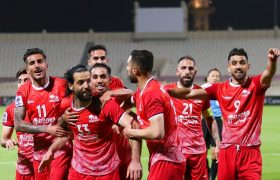 بهترین گل لیگ قهرمانان بهنام عباسزاده
