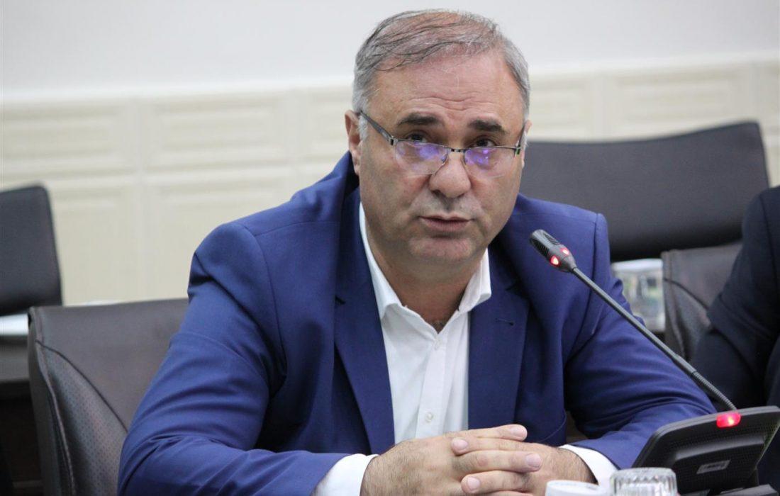 دیدار رییس کمیسیون صادرات اتاق تبریز با رایزن بازرگانی ایران در روسیه