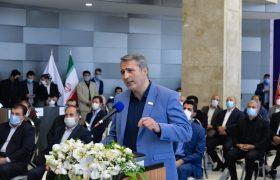 افتتاح بزرگترین خط تولید بردهای الکترونیکی لوازم خانگی کشور در تبریز