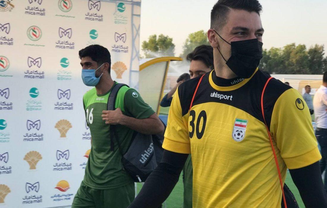 اخباری به اردوی تیم ملی بازگشت (عکس)