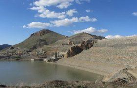 کاهش ذخیره آب سدهای کشور
