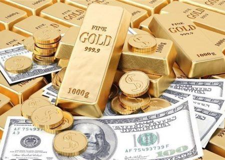 افت قیمت سکه و طلا در هفتهای که گذشت